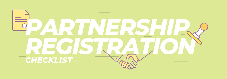 Partnership Registration Procedure