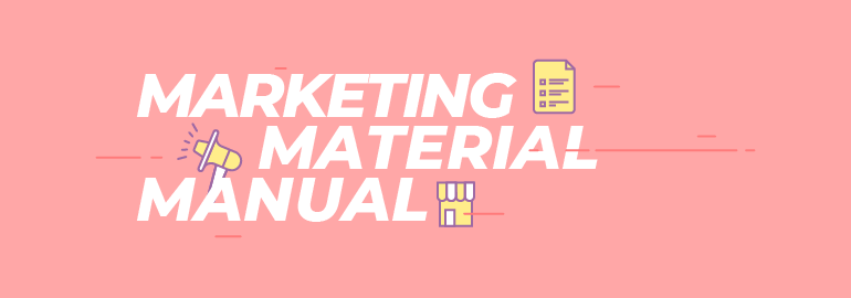 marketing materials list